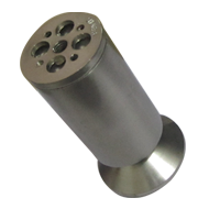 Furniture Leg - 75mm (L) - Stainless Steel Finish