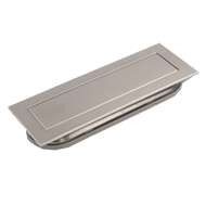 Alu. Cabinet Flush Handle