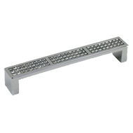 Cabinet Handle - 136mm - Bright Chrome