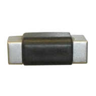 Cabinet Handle -  40mm - Brow