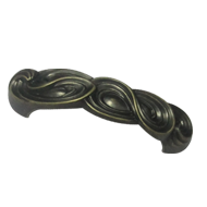 Cabinet Handle (Large) - Antique Brass Finish