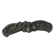 Cabinet Handle - Antique Copper Finish