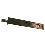 Heavy Bolt Flush Tower Bolt - 6 Inch -