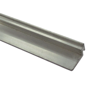 NATURAL Aluminium Profile for Track - L