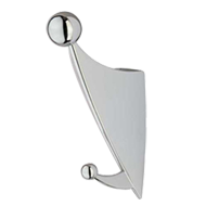 Streamline Modern Two Bead Hook - Polis