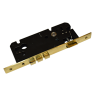 Mortise Lock Body - 85X45mm - Gold Fini
