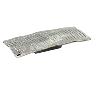 Cabinet Handle - 130mm - Bright Chrome