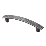 Cabinet Handle - 120mm - Antique Iron F