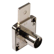 RIM Lock Housing - Polished Nickel Finish