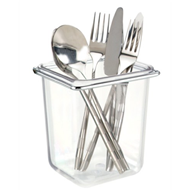 Wall Mounting Cutlery Holder Set