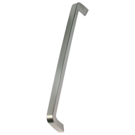 EPOCH Cabinet Handle - 128mm - Matt Chrome Finish Modern Design