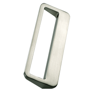 FRONT Cabinet Handle - 128mm - Stainles