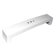 Cabinet Handle - 170mm - High Gloss Whi