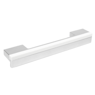 Cabinet Handle - 148mm - High Gloss Whi