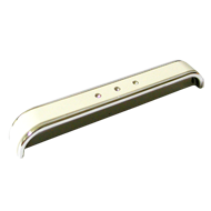 Cabinet Handle + Insert - 152mm - High