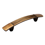 Cabinet Handle - 150mm - Antique Brass