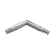 Spiral Lock 90Degree Bolt- Zi