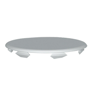Eccentric Cover Cap - 35mm -