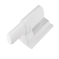 KERALA Side Dowel  Shelf Supports - 5 - Plastic Grey Colour