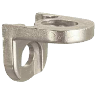 Pulling Bracket - 20x17mm - Zinc Nickel Finish