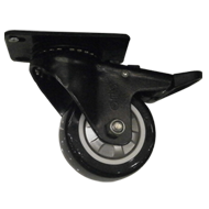 Swivel + Total Brake Castor Wheel