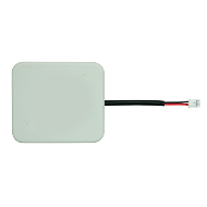 Flat Antenna with Plug for The Panel