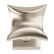 Papillon Door Knob - Chrome Plated Finish