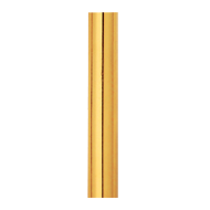 Tower Bolt Rod  - 1.6mt - Gold Finish
