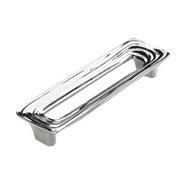 Oasi Cabinet Handle - 128mm - Old Silve