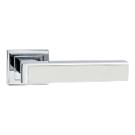 TOKIO Lever Handle in White Colour