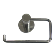 Toilet Paper Holder - Chrome Plated Fin