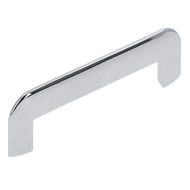 Cabinet Handle - 118mm - Bright Chrome