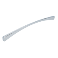 Cabinet Handle - 333mm - Bright Chrome Finish