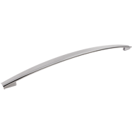 Modern Cabinet Handle - 359mm - Bright Chrome Finish