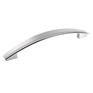 Cabinet Handle - 205mm - Bright Chrome