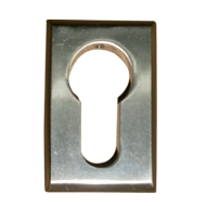 SQ Key Holes -  Stainless Steel