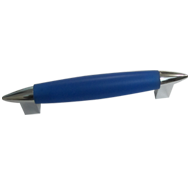 Cabinet Handle - 171mm - Matt Blue with