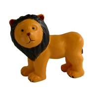 Lion Shape Kids Cabinet Knob