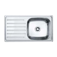 Kitchen Sink - Microdecor Finish - 36x20/915x510mm