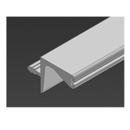 Gola Profile For Wall Cabinet Pannel - 18mm - Length - 4.2 Mtr