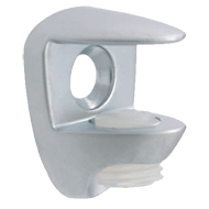 Cobra Glass Shelf Support  -
