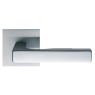 Door Lever Handle - Chrome Finish
