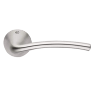 Door Lever Handle - Gold Finish