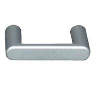 Cabinet Handle - 40mm - Aluminium Colou