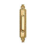 Matera Flush Handle - 250mm - Old Gold