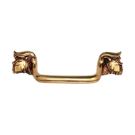 Cabinet Handle & Pull - 122X32mm  - Old Gold Finish