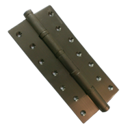Door Hinge - 8x3xX5mm - Stainless Steel Finish