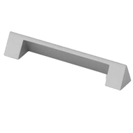 Cabinet Handle - 174mm - Aluminium Colo