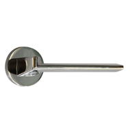 SOFT Lever Handle in Chrome Plated Fini