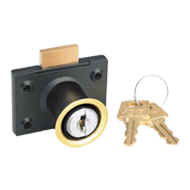 Multi Purpose Lock with Reversible key
